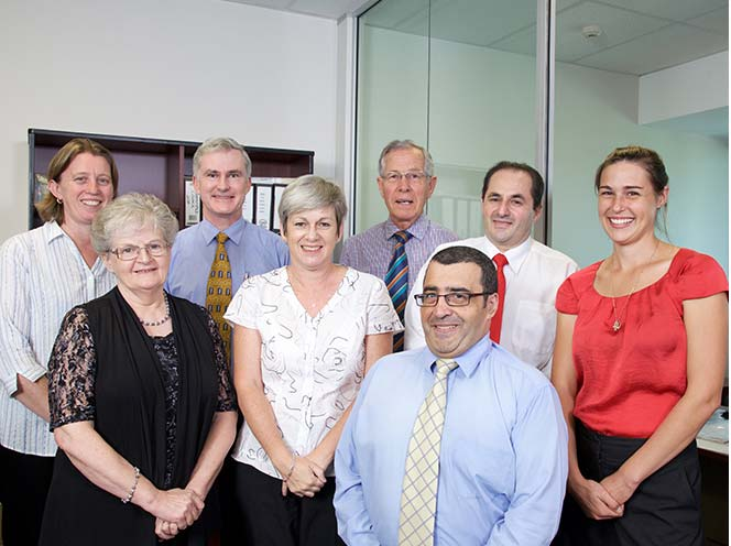 The team at Independent Property Valuations, Baulkham Hills, Sydney